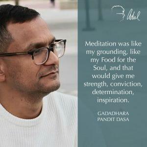 Is Positivity A Choice? Urban Monk Pandit Dasa Explains Why It Is